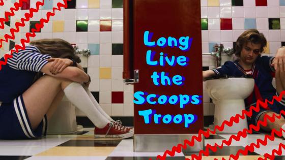 "Let's Talk About Steve & Robin in ""Stranger Things"" Season3"